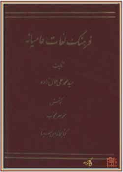 فرهنگ لغات عامیانه