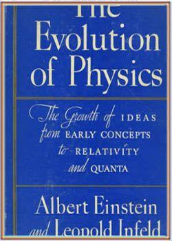 کتاب صوتی تکامل فیزیک