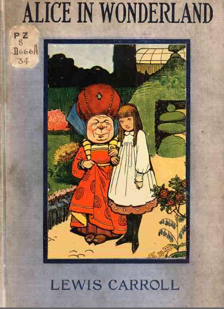 Alice in Wonderland Alice's Adventures inWonderland